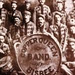 Copper Queen Band, Bisbee - ca. 1885
